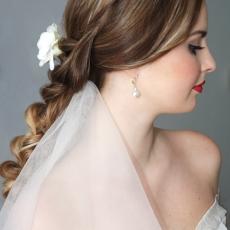 svatební líčení a účes Katka1